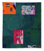 5-4-2015f Fleece Blanket