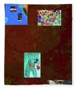 5-4-2015fabcdefghijklmnopq Fleece Blanket