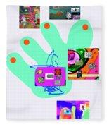 5-5-2015babcdefghijklmnopqrtuvwxyzabcdefg Fleece Blanket