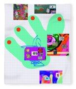 5-5-2015babcdefghijklmnopqrtuvwxyzabcdefgh Fleece Blanket