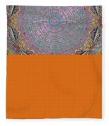 Abstract Series Fleece Blanket