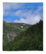 Alaska_00005 Fleece Blanket