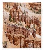 Bryce Canyon - Utah Fleece Blanket
