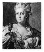 Catherine II (1729-1796) Fleece Blanket