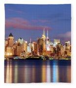 City Fleece Blanket
