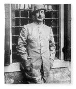 Giacomo Puccini, Italian Composer Fleece Blanket