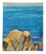 Granville Redmond Fleece Blanket