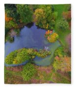 Kingwood Center Gardens Fleece Blanket