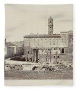 Rome Fleece Blanket