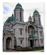 The Basilica Fleece Blanket
