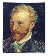 Vincent Van Gogh (1853-1890) Fleece Blanket