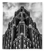 519 8th Avenue, Midtown New York Fleece Blanket