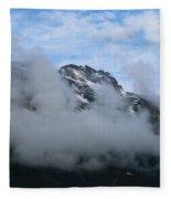Alaska_00053 Fleece Blanket