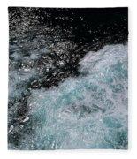 Alaska_00056 Fleece Blanket
