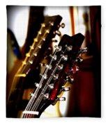 5796-001 Washburn - Guitar Fleece Blanket