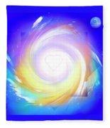5d Activation Portal Fleece Blanket