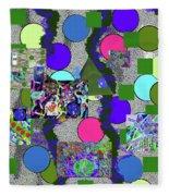 6-10-2015abcdefghijkl Fleece Blanket