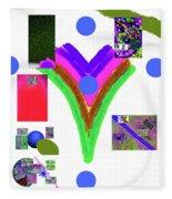 6-11-2015dabc Fleece Blanket