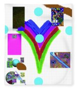 6-11-2015dabcdefg Fleece Blanket