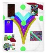 6-11-2015dabcdefghijkl Fleece Blanket