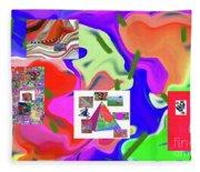 6-19-2015dabcdefghijklmnopqrtuvwxyzabcdefg Fleece Blanket