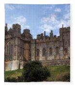 Arundel Castle Fleece Blanket