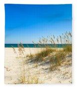 Beautiful Beach Fleece Blanket