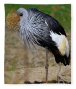 Bird Fleece Blanket