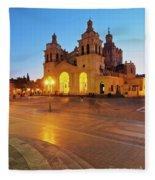 Cordoba, Argentina Fleece Blanket
