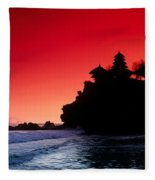 Indonesia, Bali Fleece Blanket