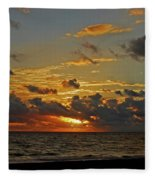 6- Juno Beach Fleece Blanket