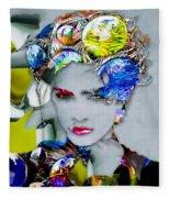 Madonna Fleece Blanket