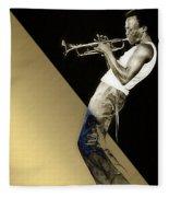 Miles Davis Collection Fleece Blanket