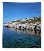 Pegeia - Cyprus Fleece Blanket