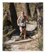 Pikes Peak Road Runners Fall Series IIi Race Fleece Blanket