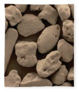 Sand Sem Fleece Blanket