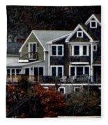 South Terrace Fleece Blanket