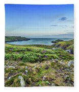 Strumble Head Lighthouse Fleece Blanket