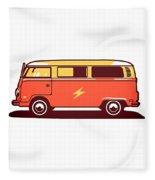 Volkswagen Fleece Blanket