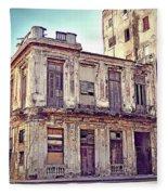 Havana, Cuba Fleece Blanket