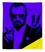 Ringo Starr Collection Fleece Blanket