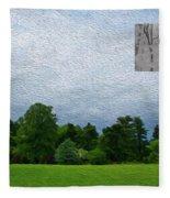 7-16-3057c Fleece Blanket