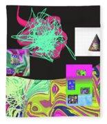 7-20-2015gab Fleece Blanket