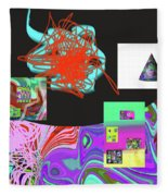 7-20-2015gabcdefghijklmnopq Fleece Blanket