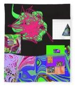 7-20-2015gabcdefghijklmnopqrtuv Fleece Blanket