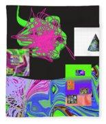 7-20-2015gabcdefghijklmnopqrtuvw Fleece Blanket
