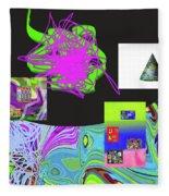 7-20-2015gabcdefghijklmnopqrtuvwxyz Fleece Blanket