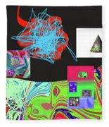 7-20-2015gabcdefghijklmnopqrtuvwxyzabcdefghij Fleece Blanket