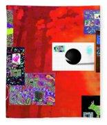 7-30-2015fabcdefghijklmn Fleece Blanket