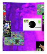 7-30-2015fabcdefghijklmnopqrtuvw Fleece Blanket